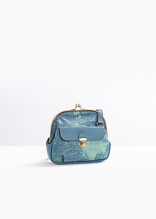 konstantinopel Clipper, travel with me, Handbags, Blau