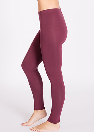 logo leggins, healthy wine, Leggings, Rot