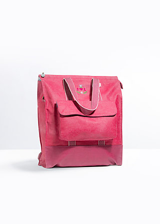 lucias lovely carryall, berry amour, Rucksäcke, Rot