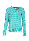 mondfrau sweat, big lunchbreak, Pullover & Hoodies, Blau
