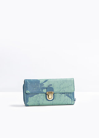 packwell purse, travel with me, Portemonnaies, Blau