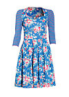 pausenbrot und peitsche dress, boho bouquet, Webkleider, Blau