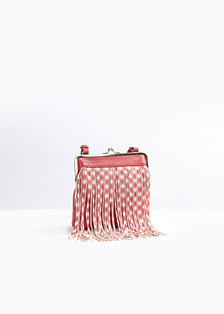 perfect party bag special, vichy memory, Handtaschen, Rot