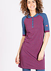 polotta lovin dress, first kiss, Jerseykleider, Blau