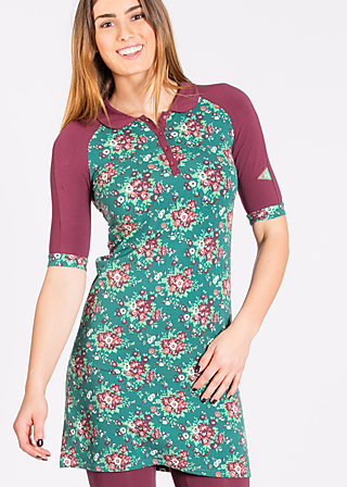 polotta lovin dress, flori friendship, Jerseykleider, Grün