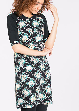 polotta lovin dress, forever friends, Jerseykleider, Schwarz
