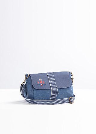 punschrullar, seafaring far away, Handtaschen, Blau