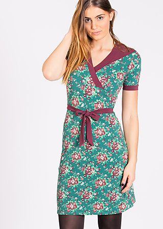 ring my bell cache dress, flori friendship, Jerseykleider, Grün