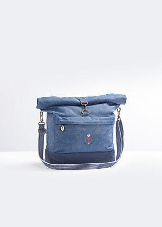 rulle rulle bigbag, seafaring far away, Handtaschen, Blau