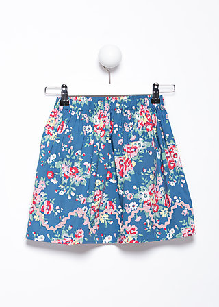 sallys sweet skirty, boho bouquet, Röcke, Blau