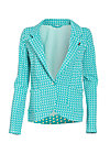 secretary something blazy, big lunchbreak, Blazer, Blau