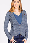 secretary something blazy, jolly jeans, Jacken, Blau