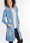 was kostet die welt cardycoat, travel to the north, Cardigans, Blau