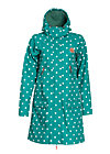 wild weather parka, go to school, Softshell, Grün
