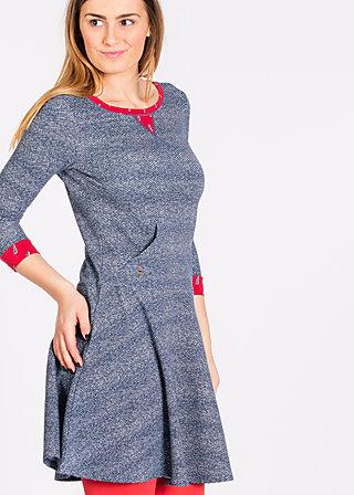 zirkeltraining platedress, jolly jeans, Kleider, Blau