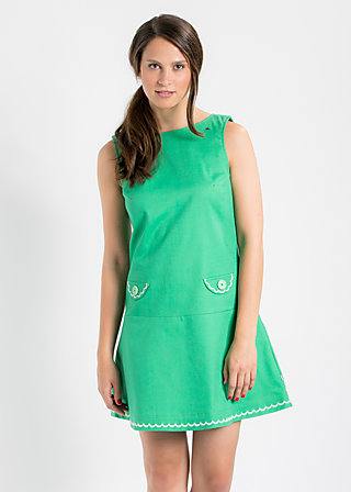amusement mini robe, meet me in green, Kleider, Grün
