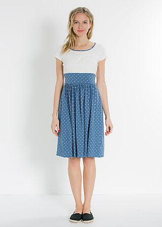 antoinette go round dress, blue blush, Kleider, Blau