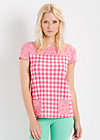 marie petit t, mademoiselle poulette, Shirts, Rot