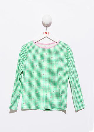 fine long shirty, maries picnic, Shirts, Grün