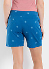 marathon madame short, wheel of fortune, Hosen, Blau