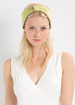 rosemarys garden hairband, heritage horseshoe, Hair Bands, Grün