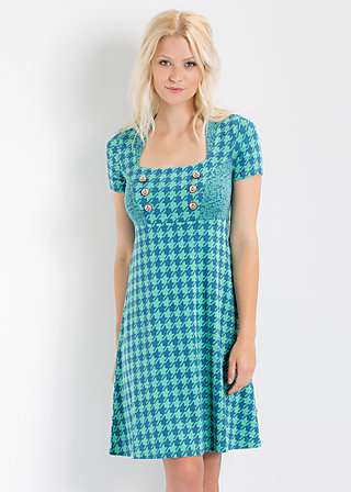 seesternschnuppe dress, mademoiselle major, Kleider, Grün