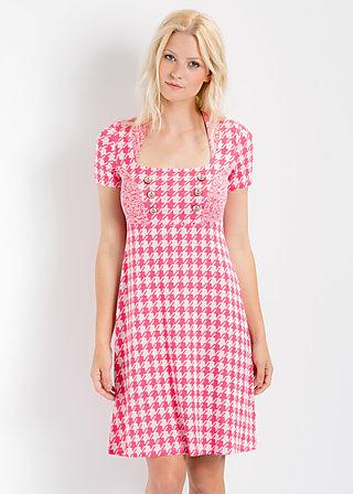 seesternschnuppe dress, mademoiselle poulette, Kleider, Rot