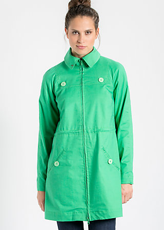 sommerbrise coat, meet me in green, Jacken, Grün