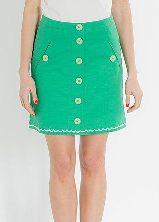 tête-à-tête jupette, meet me in green, Röcke, Grün