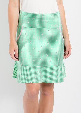 very me volanterie skirt, maries picnic, Röcke, Grün