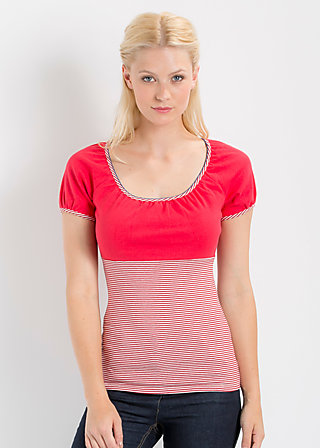 waschtisch romance top, darling time, Shirts, Rot