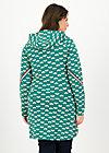 camping odysee longzip , friendship power, Pullover & leichte Jacken, Grün