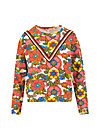 caravan club sweat, shower flower, Jumpers & lightweight Jackets, White