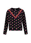 caravan club sweat, tiny toucan, Pullover & leichte Jacken, Schwarz