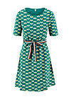 caravan of love dress, friendship power, Dresses, Green