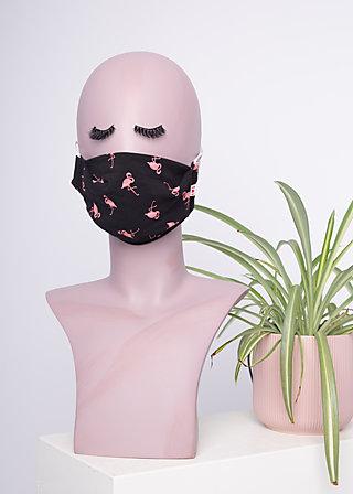 community mask (2pcs), simply peach, Accessoires, Rosa