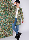 darling scout parka, veggieflage, Jackets & Coats, Brown