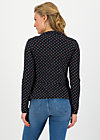 Blazer digital detox, disco flies, Cardigans & lightweight Jackets, Black