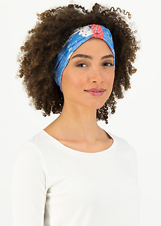happy hair wrap, pelican island, Accessoires, Blue