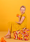 Summer Dress lieblingskleidchen, orange picking, Dresses, Yellow