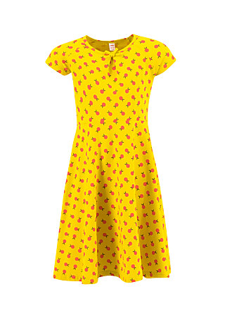 lieblingskleidchen, orange picking, Dresses, Yellow