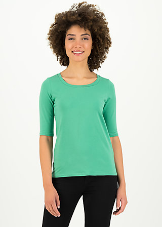logo shirt legere, simply green, Shirts, Grün