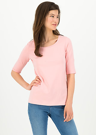 logo shirt legere, simply peach, Shirts, Pink