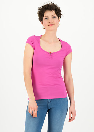 logo shortsleeve feminine, simply pink, Shirts, Pink