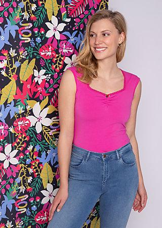 logo top romance uni, simply pink, Shirts, Rosa