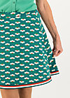 Summer Skirt lovely feelgood, friendship power, Skirts, Green