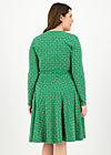 ode to the woods dress, apple picking, Kleider, Grün