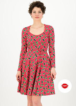 ode to the woods dress, leaf love, Dresses, Pink