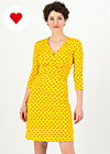pfadfinderehrenwort dress, orange picking, Dresses, Yellow
