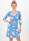 pfadfinderehrenwort dress, pelican island, Kleider, Blau